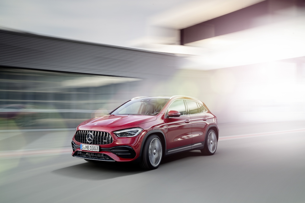 Mercedes-AMG GLA 35 4MATIC , 2019