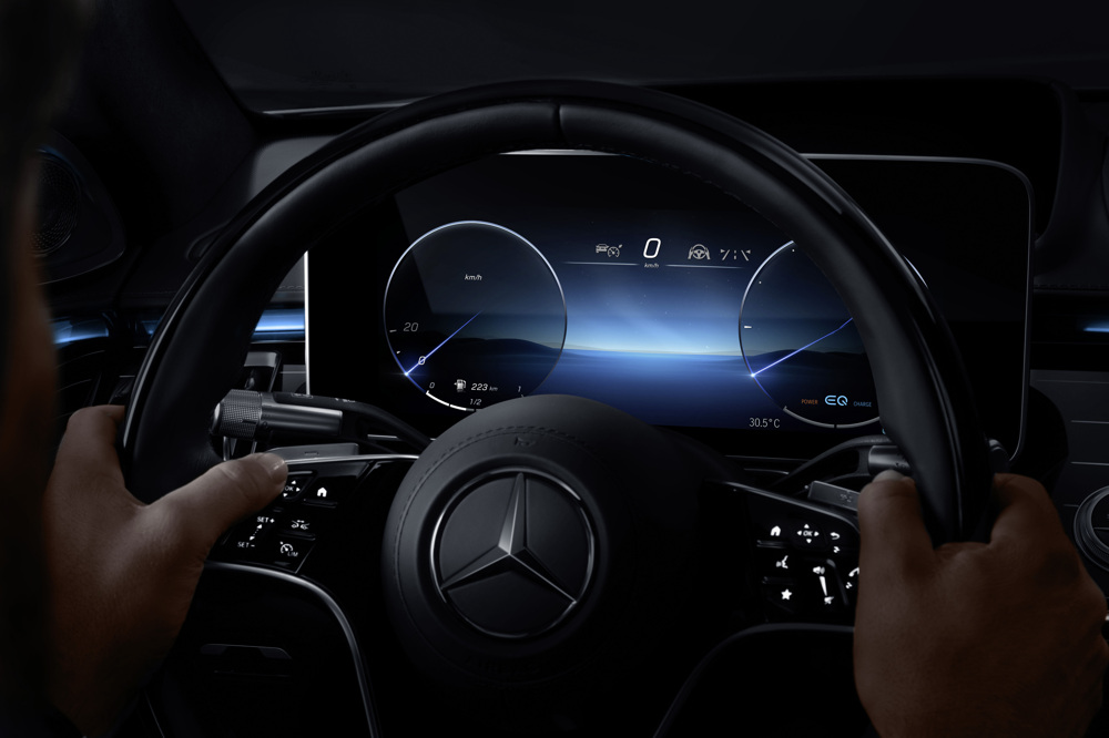 Mercedes-Benz S-Klasse, My MBUX (Mercedes-Benz User Experience) // Mercedes-Benz S-Class, My MBUX (Mercedes-Benz User Experience)